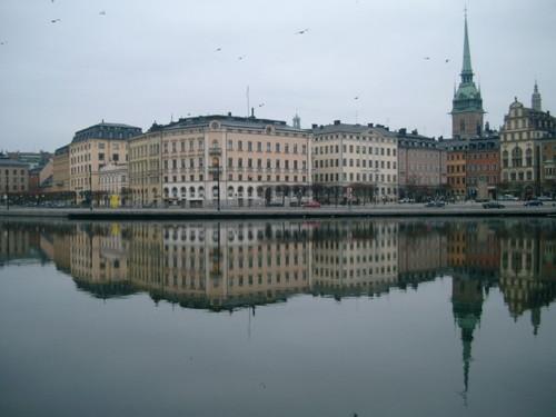 Stoccolma, soffice come la neve