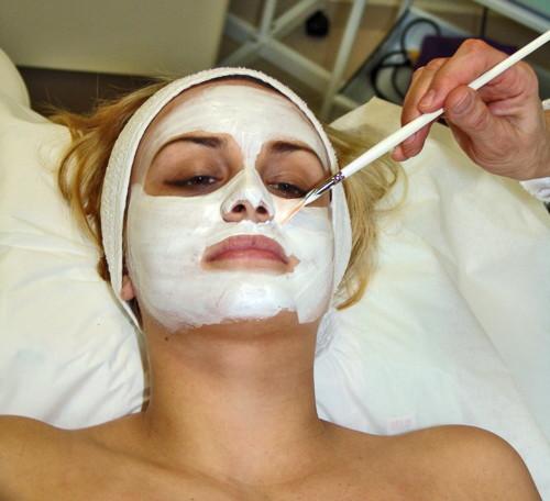 Maschere naturali per il viso