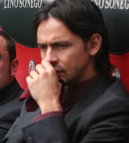 Inizia il cammino di Inzaghi allenatore