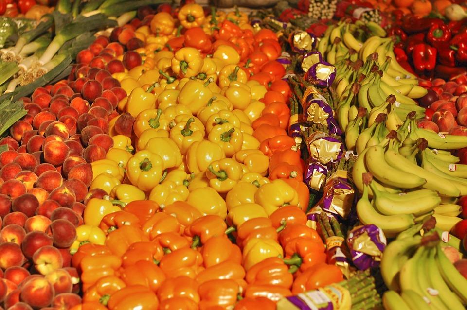Frutta e verdura per abbronzarsi