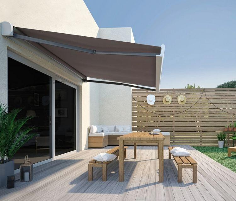 Tende da sole per terrazze