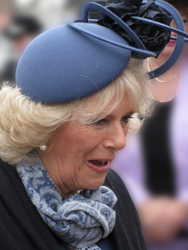 Camilla e la Regina Elisabetta