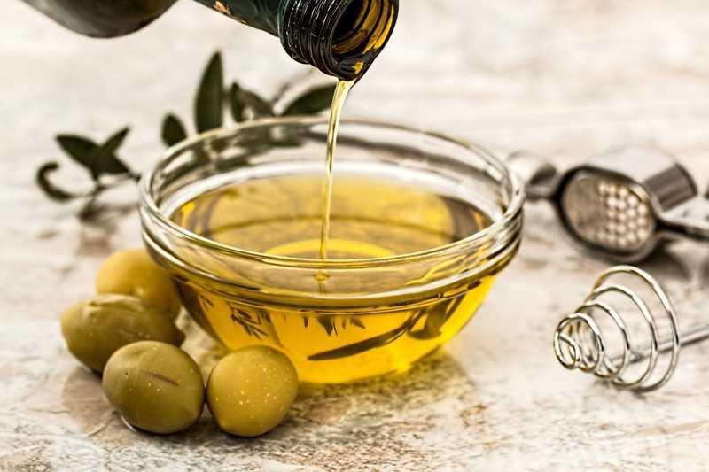olio per cucinare